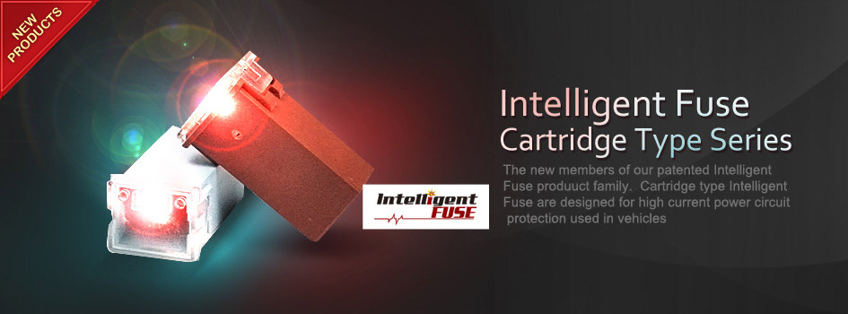 Intelligent Fuse Cartridge Type Series