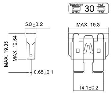 Atp l in addition Super Box 18mp moreover Partslist besides Partslist together with Fuse Box Types. on fuse holder panel mount
